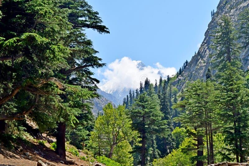 Montagne de sher de Falak photographie stock