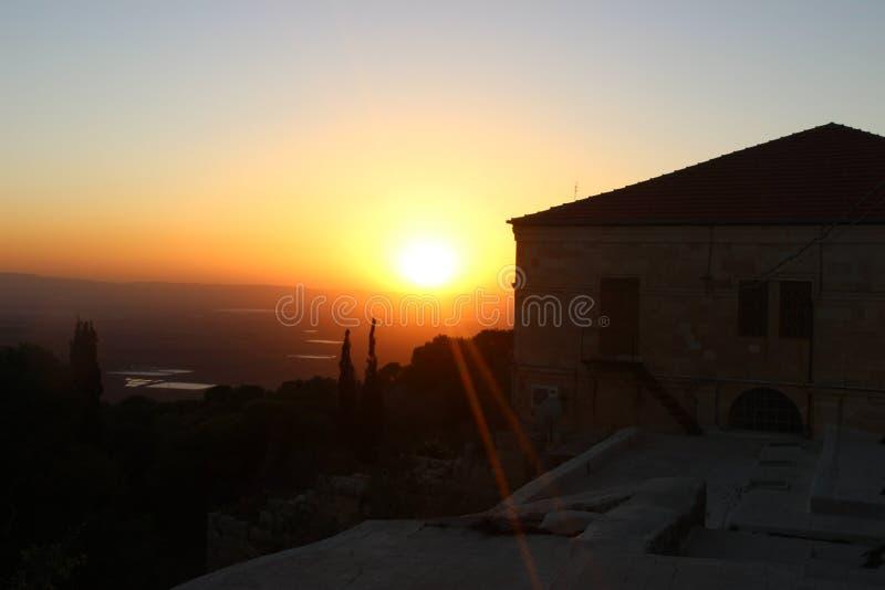 Montagne de Sinai images stock
