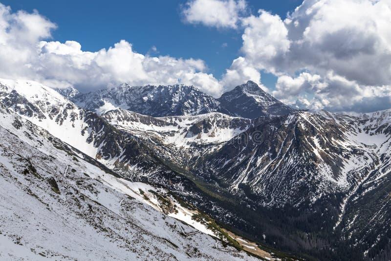 Download Montagne de Tatras photo stock. Image du slovakia, horizontal - 45357882