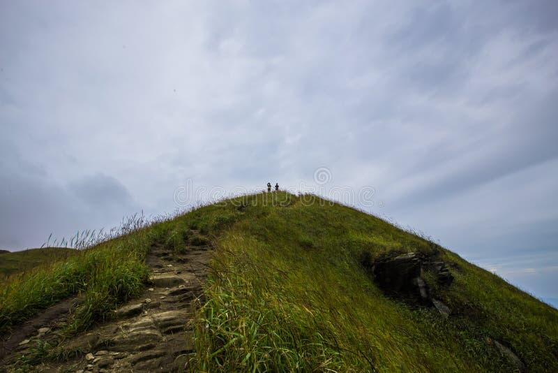 Montagne de Wugong photo stock