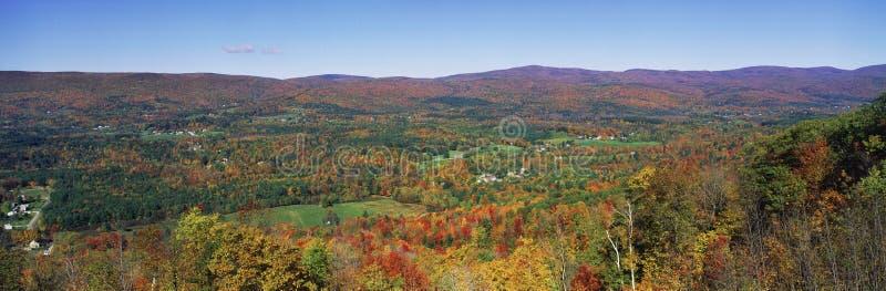 Montagne del Berkshire fotografia stock