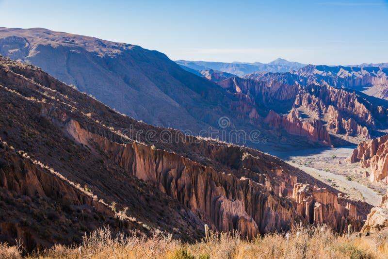 Montagne di Altiplano immagini stock