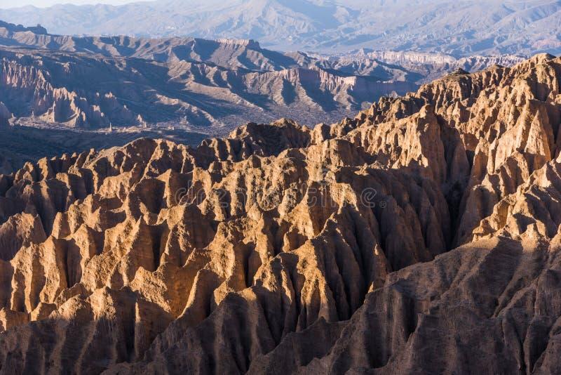 Montagne di Altiplano immagine stock libera da diritti