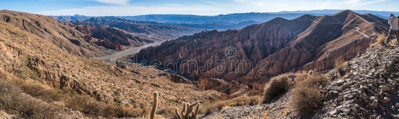 Montagne di Altiplano fotografie stock