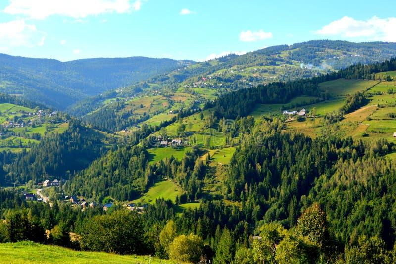 Montagne di Apuseni, la Transilvania immagini stock libere da diritti