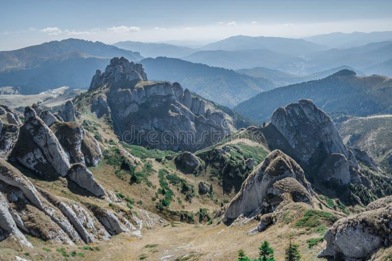 Montagne di Cheia III immagine stock libera da diritti