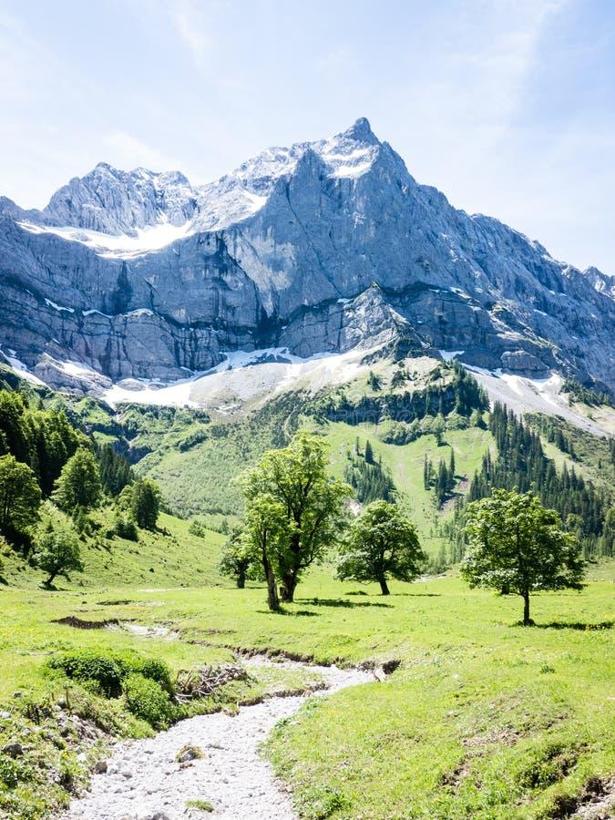 Karwendel immagini stock libere da diritti