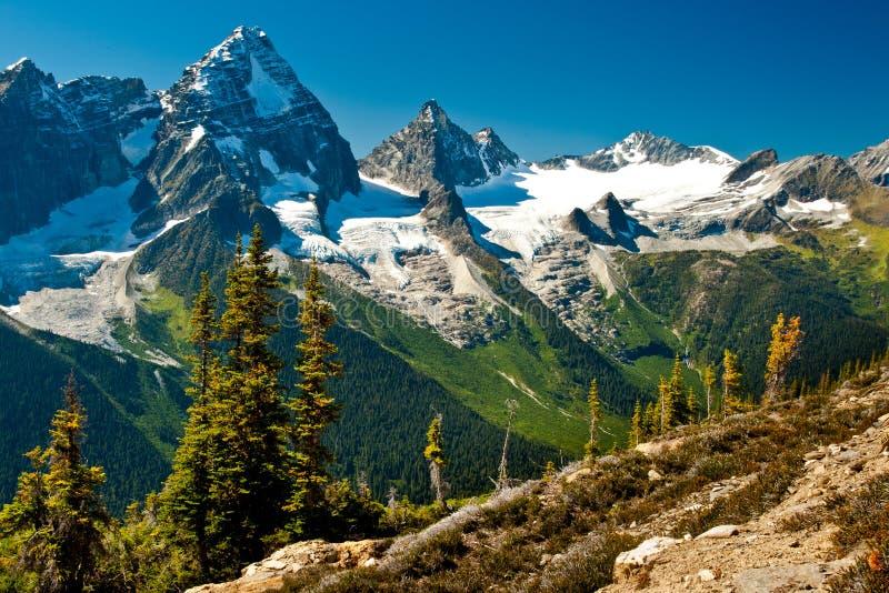 Montagne di Selkrik immagine stock