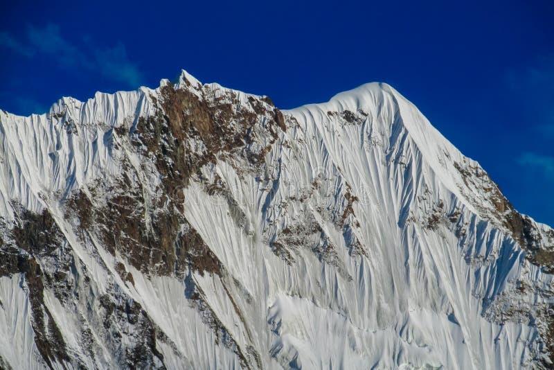 Montagne di Tian Shan fotografia stock