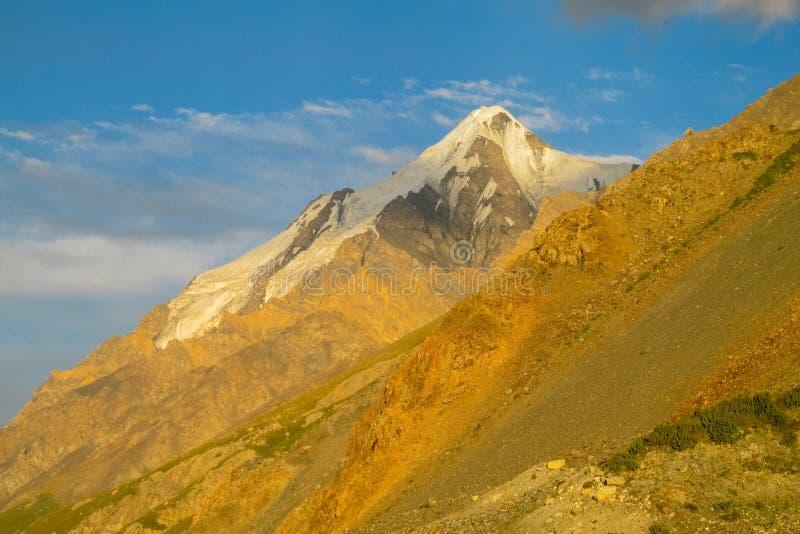Montagne di Tian Shan immagine stock