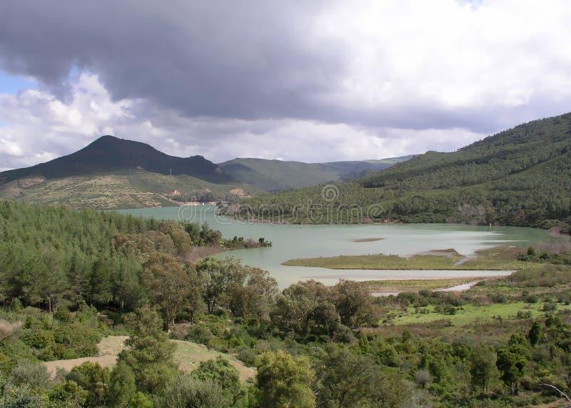 montagne du Maroc image libre de droits