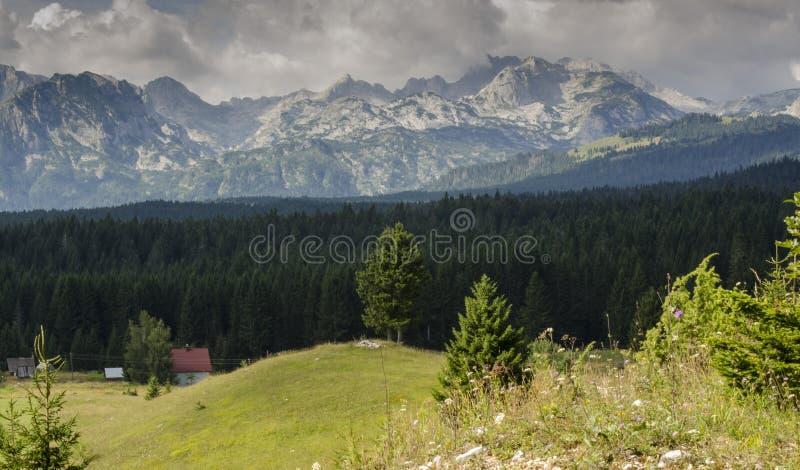 Download Montagne Durmitor Dans Monténégro Photo stock - Image du scène, montagne: 76082604