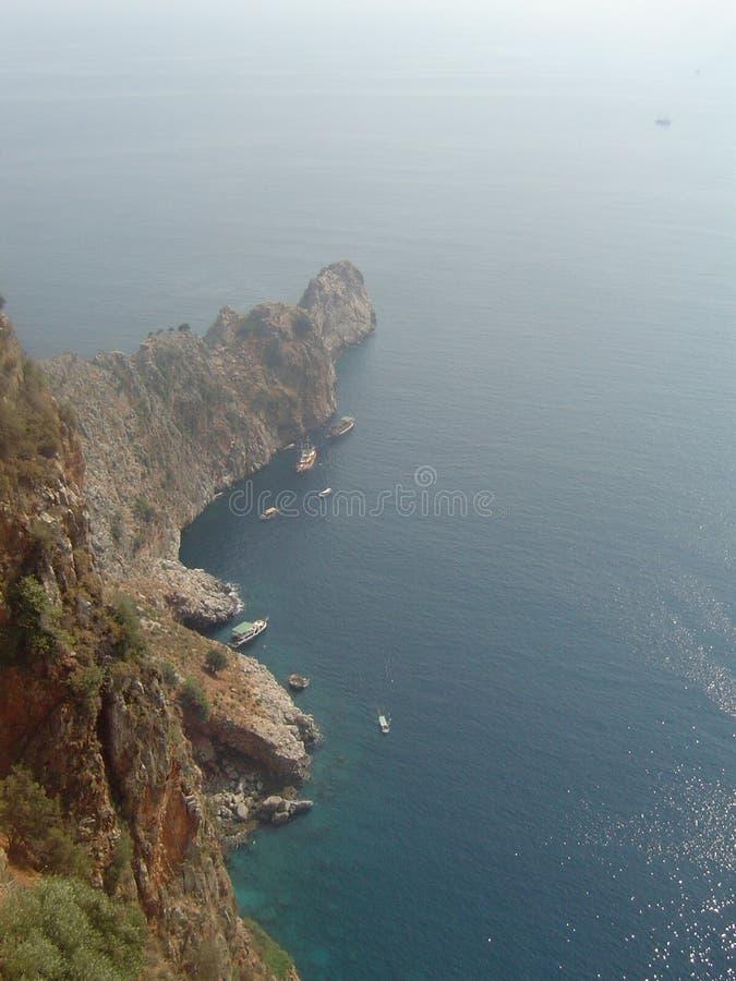 Montagne en Grèce Kreta image stock