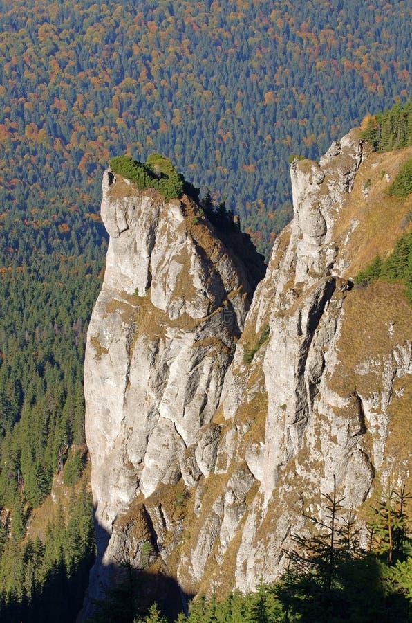 Montagne en pierre photographie stock libre de droits