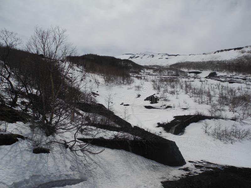 Montagne nel Giappone fotografie stock libere da diritti
