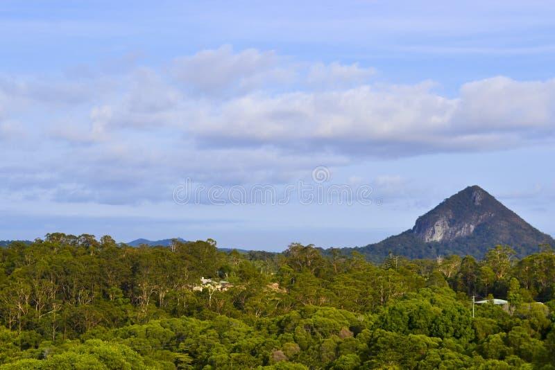 Montagne noire 2 photos libres de droits