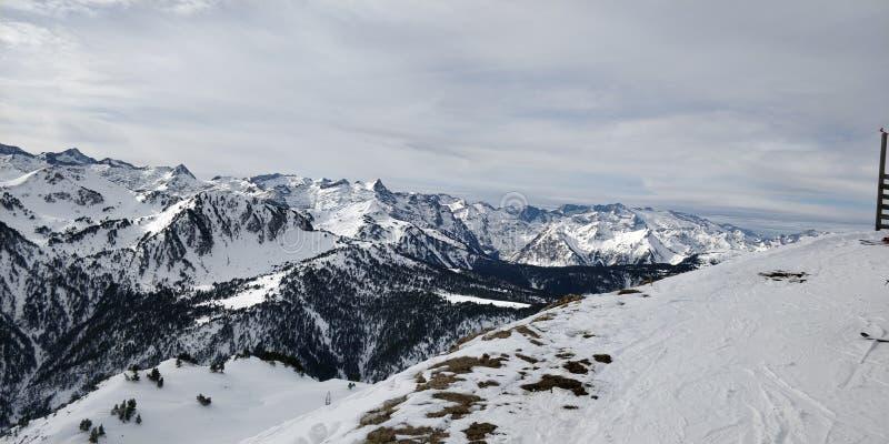 Montagnes image libre de droits