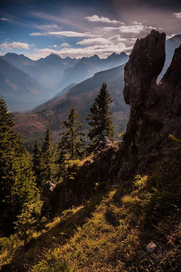 Montagnes images stock