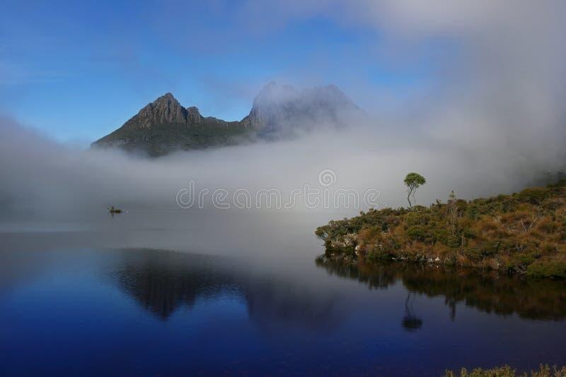 montagnes de berceau images stock