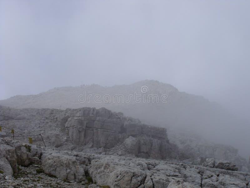 Montagnes de Dolomity images stock