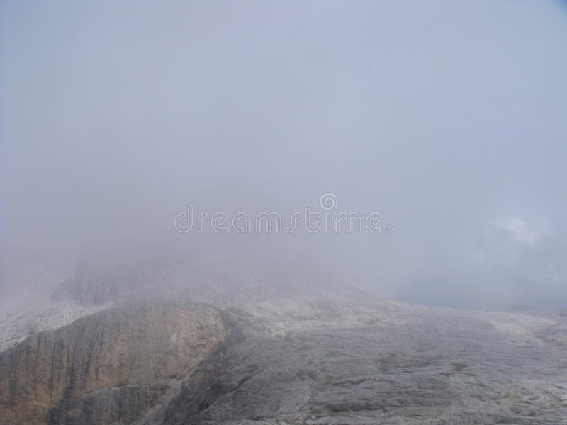 Montagnes de Dolomity photos libres de droits