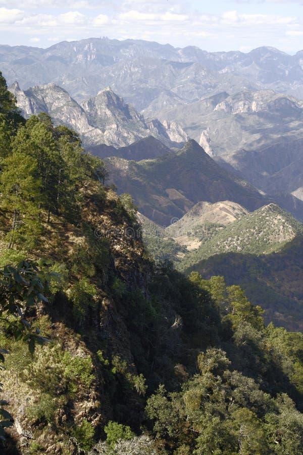 Montagnes de Durango image stock