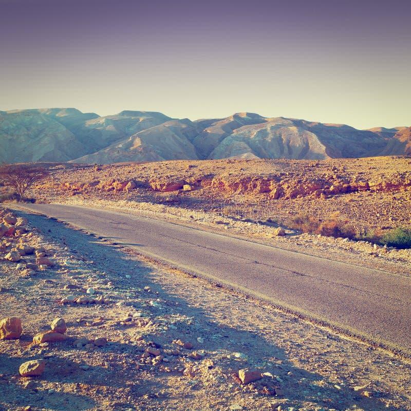 Montagnes de Judean photos libres de droits