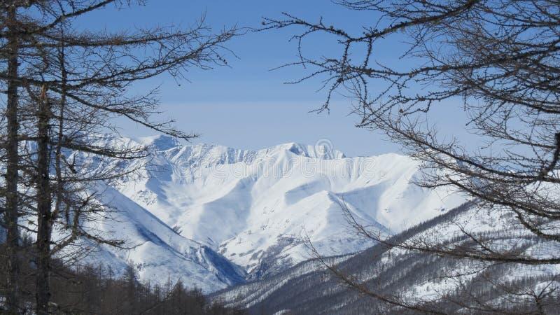 Montagnes de Kodar photos libres de droits