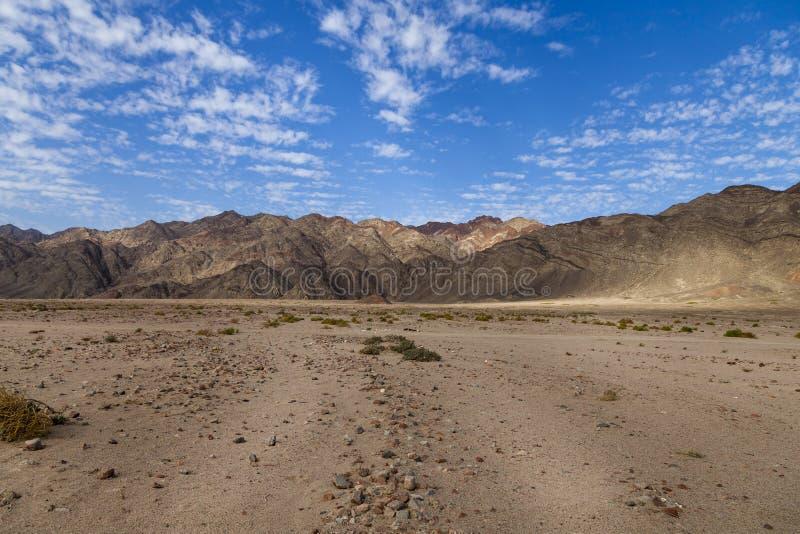 Montagnes de la Mer Rouge photos stock