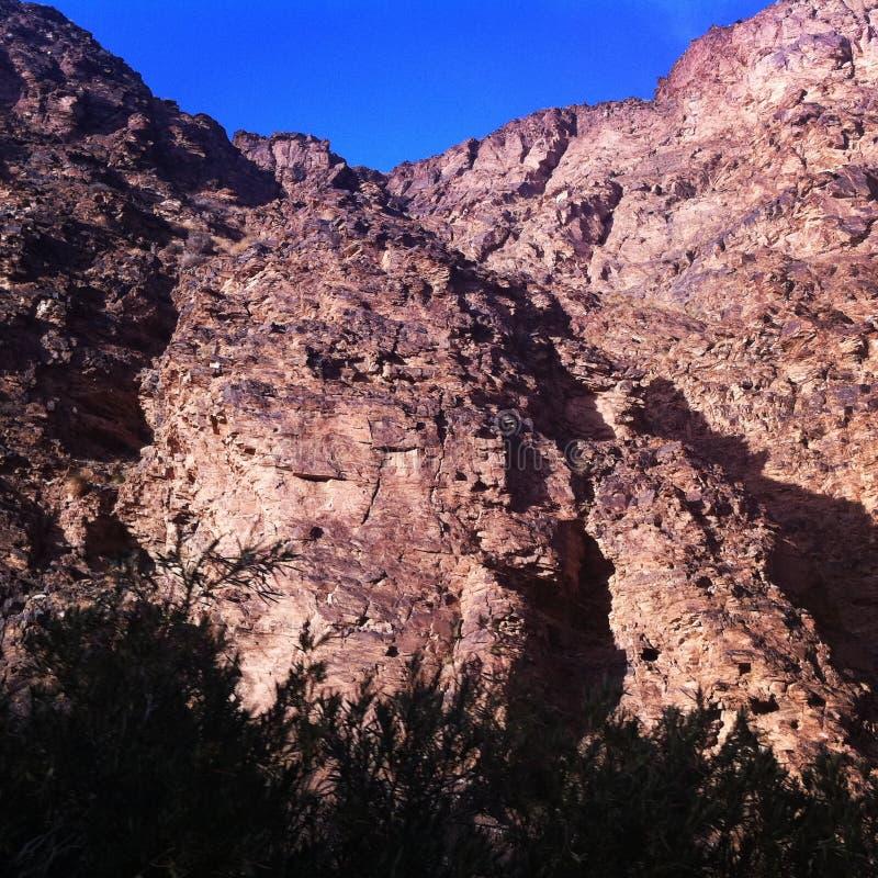 Montagnes de roche photographie stock libre de droits