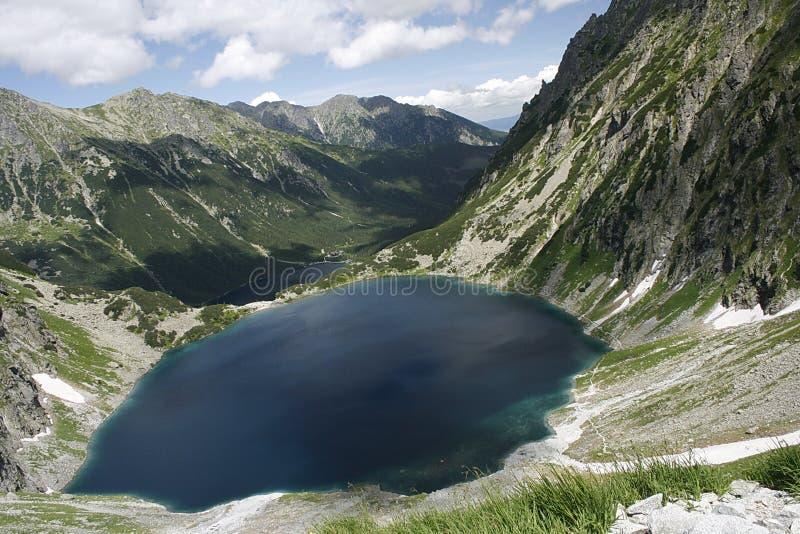 Montagnes de Tatra photos stock