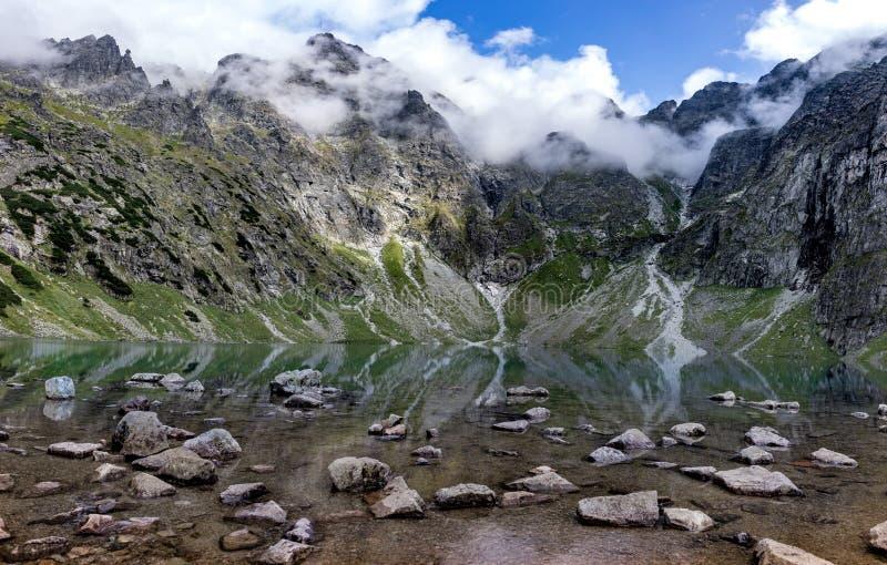 Montagnes de Tatra en Pologne en Europe images libres de droits