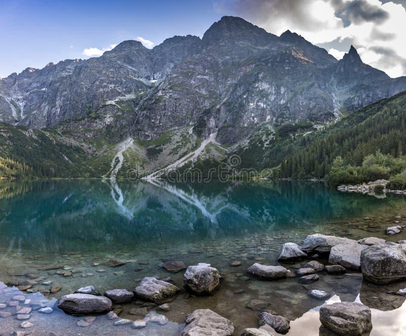 Montagnes de Tatra en Pologne en Europe photos stock