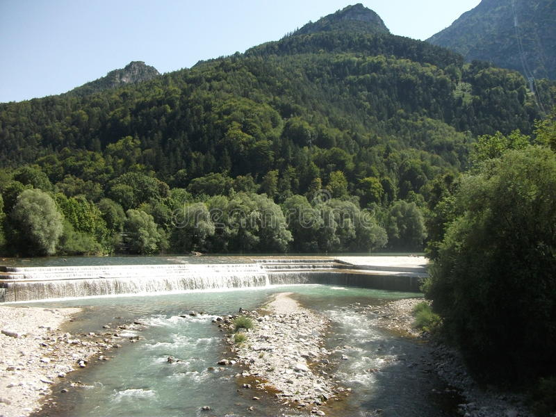 Montagnes en Allemagne image stock