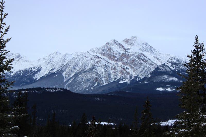 Montagnes en jaspe image libre de droits