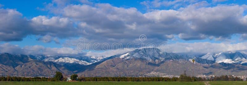 Montagnes intérieures d'empire photos libres de droits