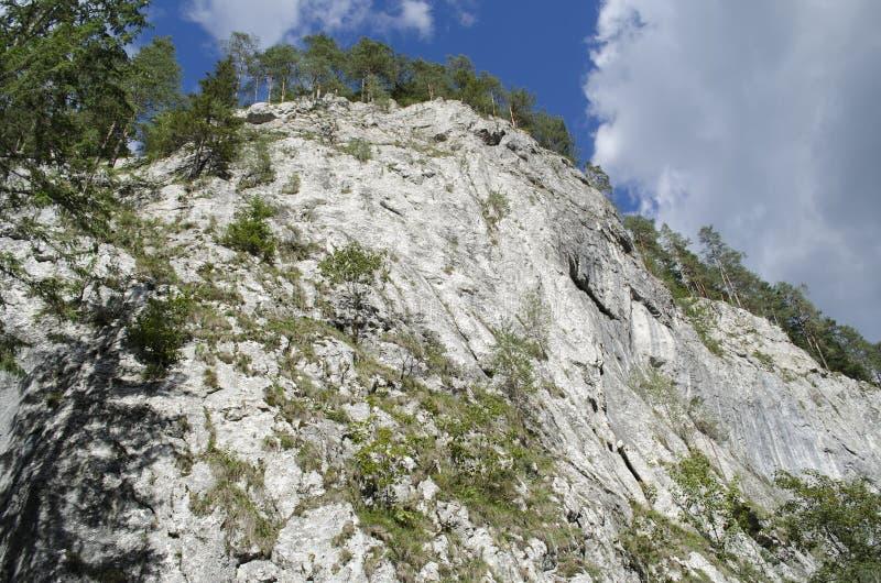 Montagnes rocheuses - Bicaz - Roumanie photos libres de droits