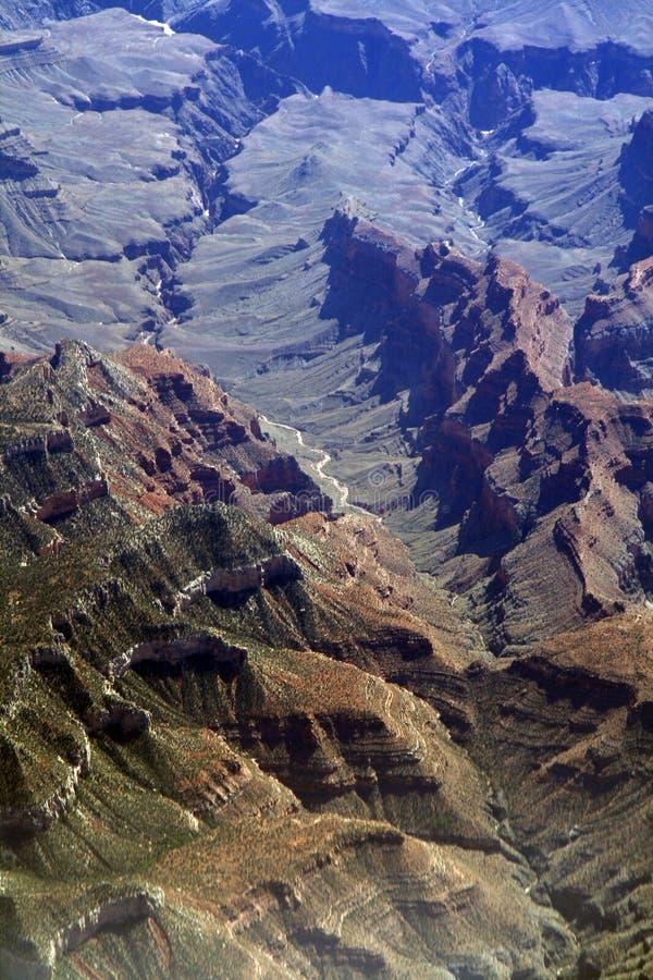 Montagnes rouges image libre de droits