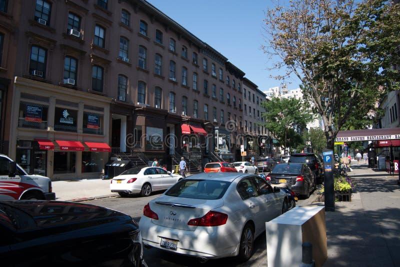 Montague Street, de Hoogten NYC -2 van Brooklyn royalty-vrije stock foto