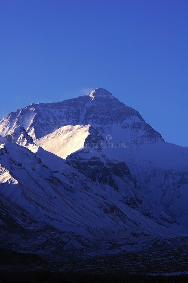 Montaje Everest imagen de archivo libre de regalías