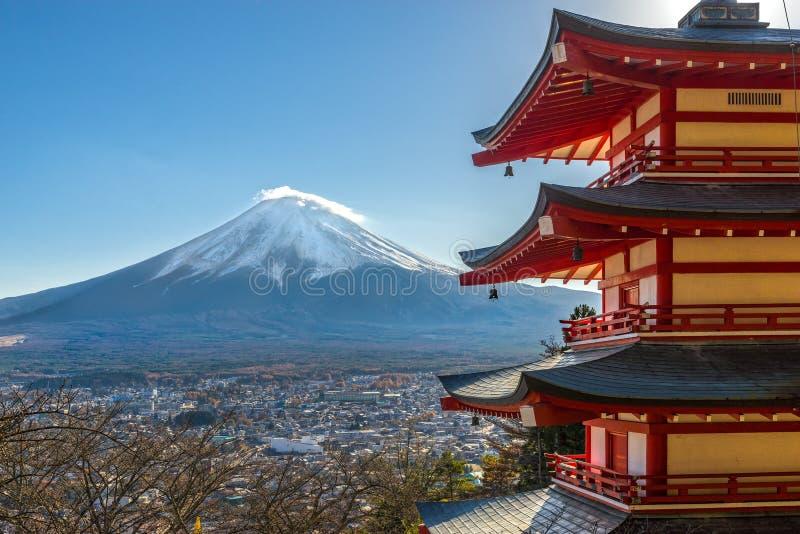 Montaje Fuji, Japón foto de archivo
