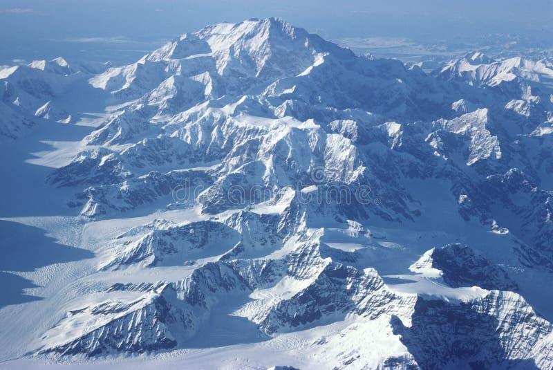 Montaje McKinley Alaska imagen de archivo
