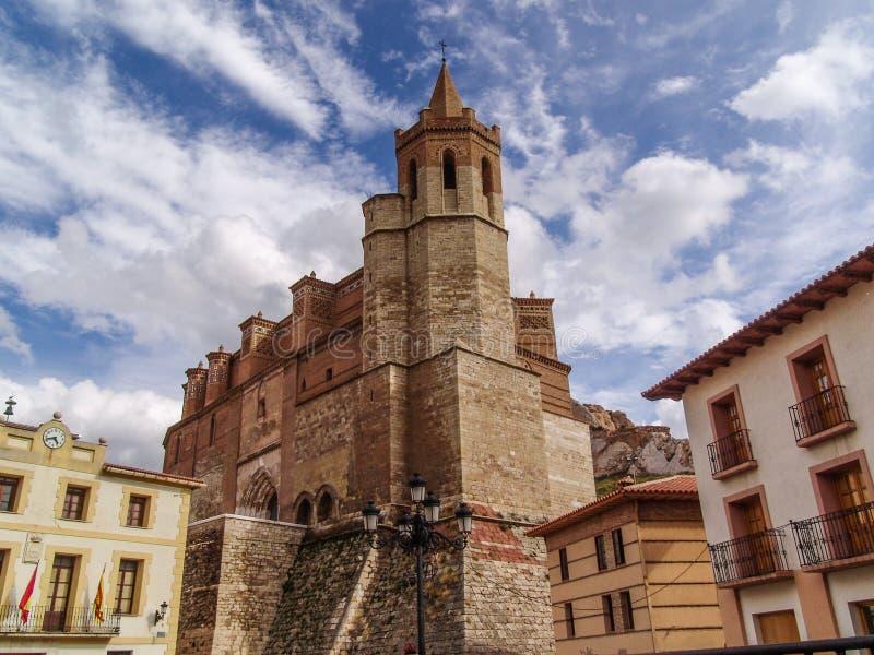 Montalbà ¡ n fotografering för bildbyråer