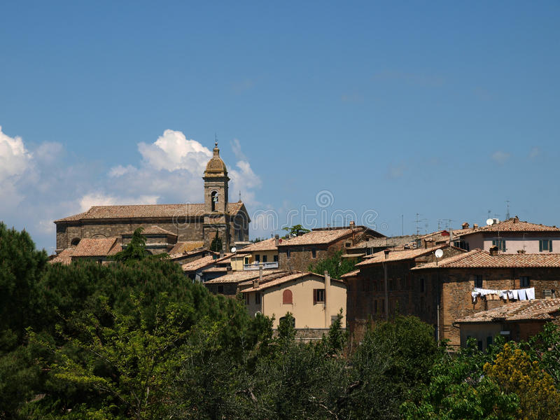 Download Montalcino stock image. Image of chianti, architectural - 15194645