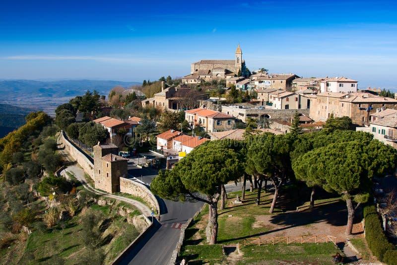 Montalcino стоковые изображения