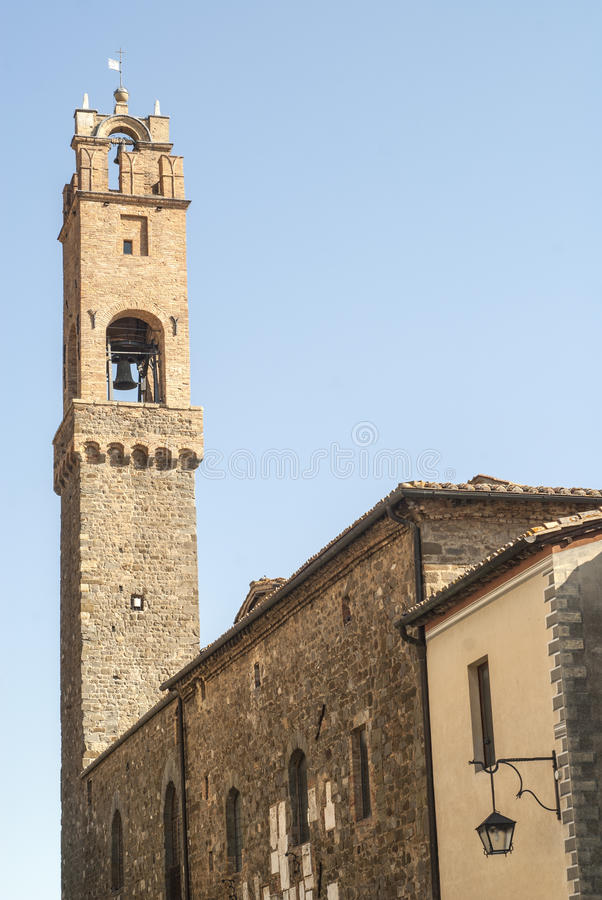 Download Montalcino (Tuscany) stock image. Image of ancient, arch - 30319369