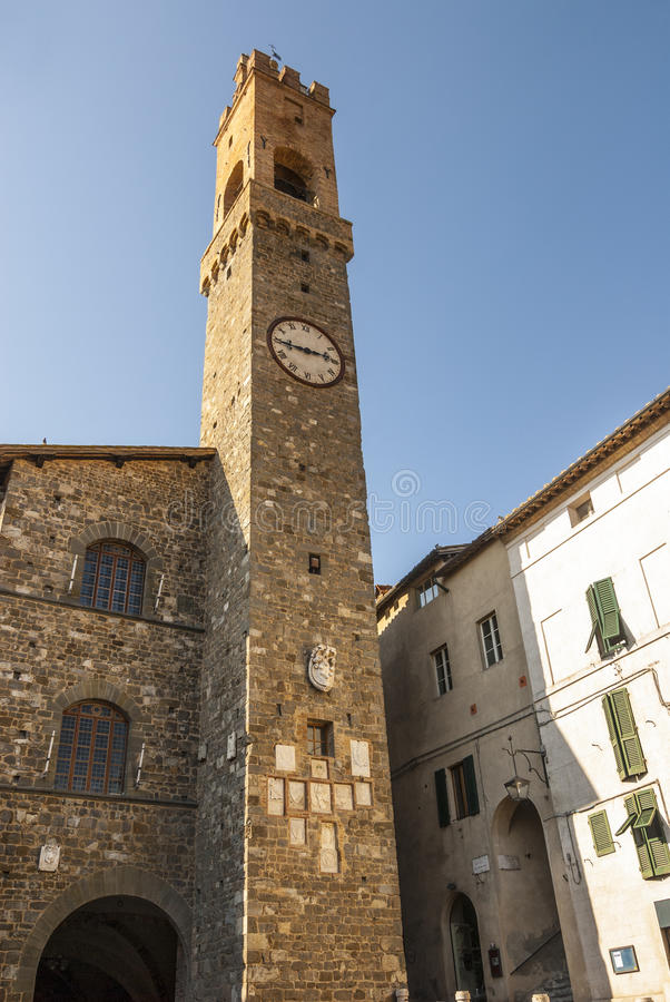 Download Montalcino (Tuscany) stock photo. Image of siena, landmark - 30319374