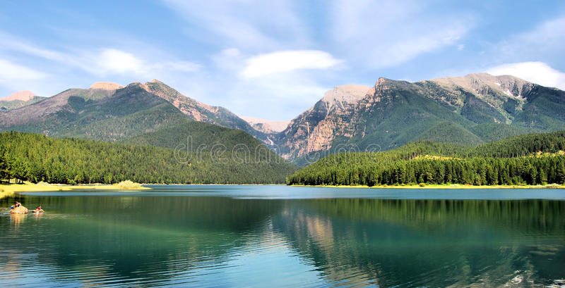 Montana royalty-vrije stock foto's
