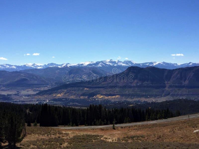 montana royalty-vrije stock fotografie