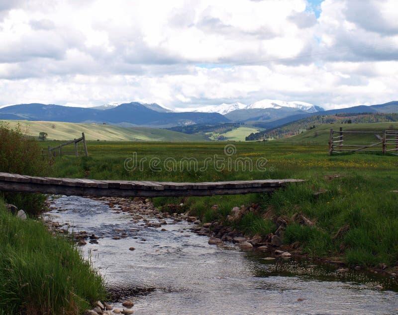 Montana Dreams stockbilder